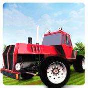 真正的农用拖拉机模拟器2016年 - 终极PRO农业卡车和园艺辛