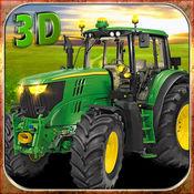 真正的农用拖拉机模拟器3D 1