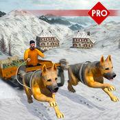 雪橇狗模拟器3D:极端货物运输 Sled Dog Simulator PRO 1