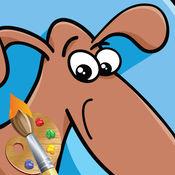 博士宠物狗猫图画书:和学前教育 - 教育游戏的孩子 1