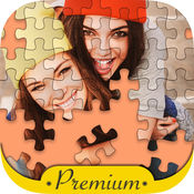 拼图和照片方块游戏 - 高级 1