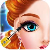 眼部化妆艺术家 - 时尚沙龙的女孩 1