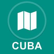 古巴 : 离线GPS导航 1