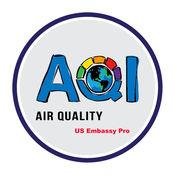 AQI 美邦使館空氣數據專業版