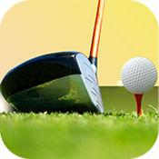 真正的高尔夫冠军 - 超级三维课程比赛 1