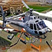直升机停车模拟游戏2017年 1.4