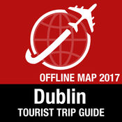 都柏林 旅游指南+离线地图 1
