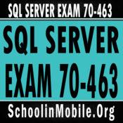SQL Server的考试70-463准备 2.1