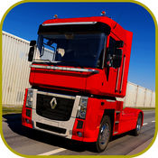 真正的卡车模拟器 - 速度驾驶和停车 1