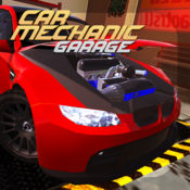 Car Mechanic Workshop:车库 1
