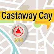 Castaway Cay 离线地图导航和指南 1