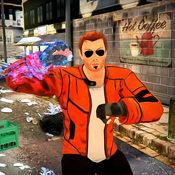 英雄战斗机城市犯罪大战 1