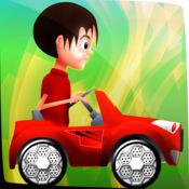 孩子玩具的赛车:孩子们的蛋糕比赛 - 免费版 2