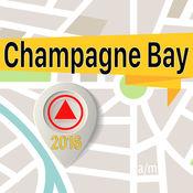 Champagne Bay 离线地图导航和指南 1