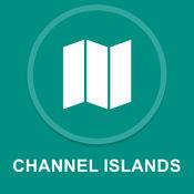 海峡群岛,GB : 离线GPS导航 1