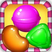糖果之星豪华疯狂爆的糖果的益智游戏的女孩和儿童 1