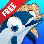 免费海生动物拼...