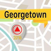 乔治敦 离线地图导航和指南 1