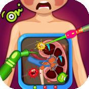 肾脏科医师诊所 — — 对待你的病人与虚拟手术的游戏 1