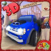 儿童四轮驱动遥控车 - 3D特技的极端模拟器游戏 1