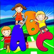 孩子们学习ABC  - 为孩子们的幼儿园好玩 1