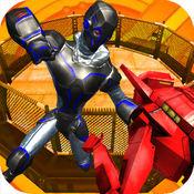 机器人 虚拟拳击3D 1