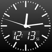 原子时钟专业版 - 确切的时间数字或自定背景图片的指针 1.