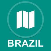 巴西 : 离线GPS导航 1