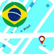 巴西离线地图 2