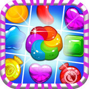 糖果果冻果冻:匹配3游戏疯狂 1.3