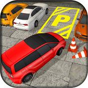 停车场-ING城市实时交通信息研究所3D驾驶 1