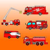 这个消防车是什...