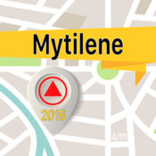 米蒂利尼 离线地图导航和指南 1