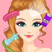 发型设计:公主美...