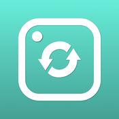 动图编辑器,GIF视频转换发送到微信聊天朋友圈 - InstaGV 1