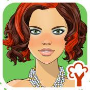 美容沙龙:化妆美发游戏