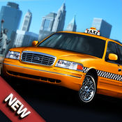 纽约出租车司机模拟器 1