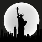 纽约市导游: 最好离线地图街景和视频与紧急求助信息