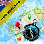 新西兰 - 离线地图和GPS导航仪 1.8