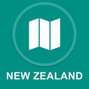 新西兰 : 离线GPS导航 1