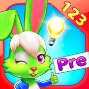 好奇小兔数学赛跑:学前应用-数字,加法,减法 1.4.2