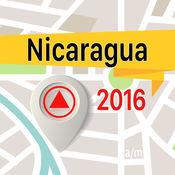 尼加拉瓜 离线地图导航和指南 1