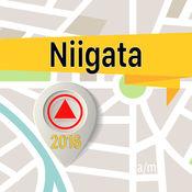 Niigata 离线地图导航和指南 1