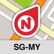 NLife 新加坡和马来西亚 - 离线GPS导航和地图 1.6.13