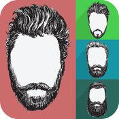 男士风格:胡须,胡须和发型 1.1