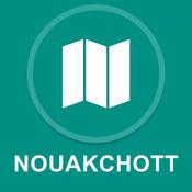 努瓦克肖特,毛里塔尼亚 : 离线GPS导航 1