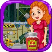 妈妈的果酱工厂模拟器 - 使汤味拥堵在这个烹饪比赛 1.0.1