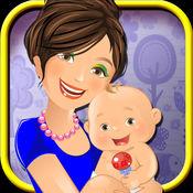妈咪及新生婴儿护理 - 新的婴儿护理的游戏为孩子们 1