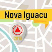 Nova Iguacu 离线地图导航和指南 1