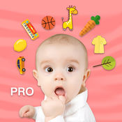 宝宝认字识词(专业版)-儿童英语早教学习卡片 1